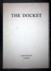Amherst Regional High School - Goldbug Yearbook (Amherst, MA) online yearbook collection, 1942 Edition, Page 1