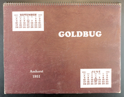 Amherst Regional High School - Goldbug Yearbook (Amherst, MA) online yearbook collection, 1951 Edition, Page 1
