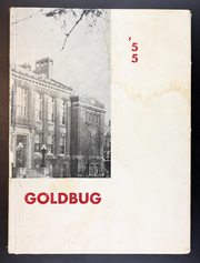 Amherst Regional High School - Goldbug Yearbook (Amherst, MA) online yearbook collection, 1955 Edition, Page 1