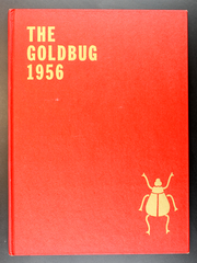 1956 Edition, Amherst Regional High School - Goldbug Yearbook (Amherst, MA)
