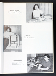 Page 11, 1957 Edition, Amherst Regional High School - Goldbug Yearbook (Amherst, MA) online yearbook collection