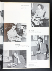 Page 13, 1957 Edition, Amherst Regional High School - Goldbug Yearbook (Amherst, MA) online yearbook collection