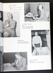 Page 15, 1957 Edition, Amherst Regional High School - Goldbug Yearbook (Amherst, MA) online yearbook collection