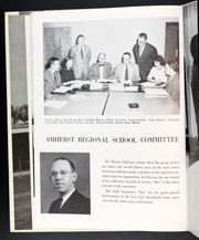 Page 8, 1957 Edition, Amherst Regional High School - Goldbug Yearbook (Amherst, MA) online yearbook collection