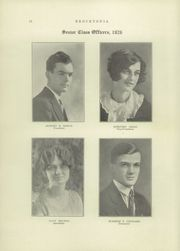 Page 14, 1926 Edition, Brockton High School - Brocktonia Yearbook (Brockton, MA) online yearbook collection
