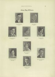Page 15, 1926 Edition, Brockton High School - Brocktonia Yearbook (Brockton, MA) online yearbook collection