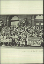 Page 12, 1935 Edition, Brockton High School - Brocktonia Yearbook (Brockton, MA) online yearbook collection