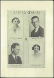Page 7, 1935 Edition, Brockton High School - Brocktonia Yearbook (Brockton, MA) online yearbook collection