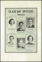 Page 11, 1938 Edition, Brockton High School - Brocktonia Yearbook (Brockton, MA) online yearbook collection