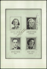 Page 12, 1938 Edition, Brockton High School - Brocktonia Yearbook (Brockton, MA) online yearbook collection