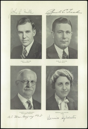 Page 7, 1938 Edition, Brockton High School - Brocktonia Yearbook (Brockton, MA) online yearbook collection
