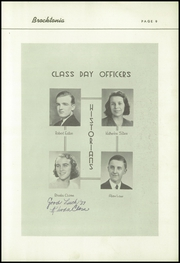 Page 11, 1939 Edition, Brockton High School - Brocktonia Yearbook (Brockton, MA) online yearbook collection