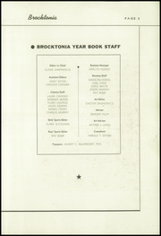 Page 5, 1939 Edition, Brockton High School - Brocktonia Yearbook (Brockton, MA) online yearbook collection