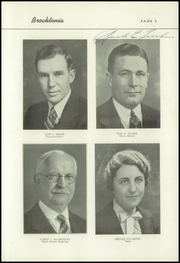 Page 7, 1939 Edition, Brockton High School - Brocktonia Yearbook (Brockton, MA) online yearbook collection