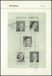 Page 9, 1939 Edition, Brockton High School - Brocktonia Yearbook (Brockton, MA) online yearbook collection