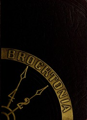 Page 1, 1942 Edition, Brockton High School - Brocktonia Yearbook (Brockton, MA) online yearbook collection