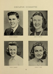 Page 17, 1942 Edition, Brockton High School - Brocktonia Yearbook (Brockton, MA) online yearbook collection