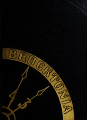 Page 1, 1943 Edition, Brockton High School - Brocktonia Yearbook (Brockton, MA) online yearbook collection