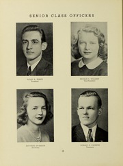 Page 16, 1943 Edition, Brockton High School - Brocktonia Yearbook (Brockton, MA) online yearbook collection