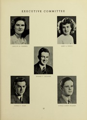 Page 17, 1943 Edition, Brockton High School - Brocktonia Yearbook (Brockton, MA) online yearbook collection