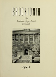 Page 5, 1943 Edition, Brockton High School - Brocktonia Yearbook (Brockton, MA) online yearbook collection