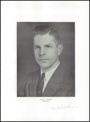 Page 11, 1946 Edition, Brockton High School - Brocktonia Yearbook (Brockton, MA) online yearbook collection