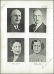 Page 12, 1946 Edition, Brockton High School - Brocktonia Yearbook (Brockton, MA) online yearbook collection