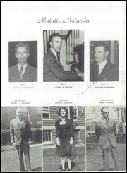 Page 15, 1946 Edition, Brockton High School - Brocktonia Yearbook (Brockton, MA) online yearbook collection