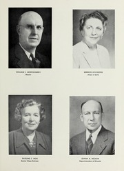 Page 9, 1951 Edition, Brockton High School - Brocktonia Yearbook (Brockton, MA) online yearbook collection