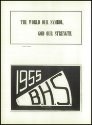 Page 14, 1955 Edition, Brockton High School - Brocktonia Yearbook (Brockton, MA) online yearbook collection