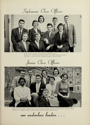 Page 11, 1957 Edition, Brockton High School - Brocktonia Yearbook (Brockton, MA) online yearbook collection