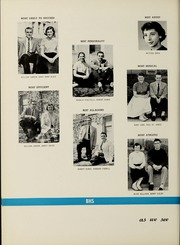 Page 16, 1957 Edition, Brockton High School - Brocktonia Yearbook (Brockton, MA) online yearbook collection