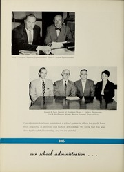 Page 8, 1957 Edition, Brockton High School - Brocktonia Yearbook (Brockton, MA) online yearbook collection