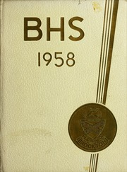 Page 1, 1958 Edition, Brockton High School - Brocktonia Yearbook (Brockton, MA) online yearbook collection
