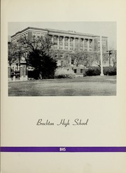 Page 11, 1958 Edition, Brockton High School - Brocktonia Yearbook (Brockton, MA) online yearbook collection