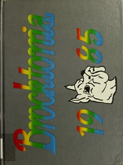 Page 1, 1985 Edition, Brockton High School - Brocktonia Yearbook (Brockton, MA) online yearbook collection