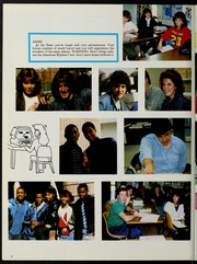 Page 12, 1986 Edition, Brockton High School - Brocktonia Yearbook (Brockton, MA) online yearbook collection