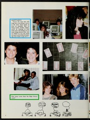 Page 14, 1986 Edition, Brockton High School - Brocktonia Yearbook (Brockton, MA) online yearbook collection