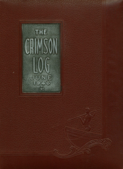 1946 Edition, New Bedford High School - Crimson Log Yearbook (New Bedford, MA)