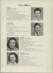 Page 13, 1946 Edition, New Bedford High School - Crimson Log Yearbook (New Bedford, MA) online yearbook collection
