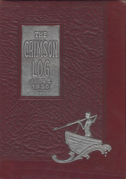 1950 Edition, New Bedford High School - Crimson Log Yearbook (New Bedford, MA)