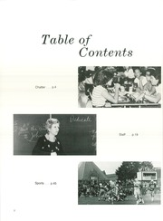 Page 6, 1984 Edition, New Bedford High School - Crimson Log Yearbook (New Bedford, MA) online yearbook collection