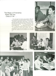 Page 8, 1984 Edition, New Bedford High School - Crimson Log Yearbook (New Bedford, MA) online yearbook collection