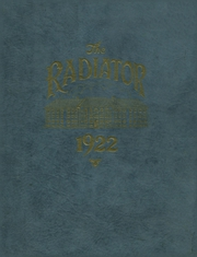 Page 1, 1922 Edition, Somerville High School - Radiator Yearbook (Somerville, MA) online yearbook collection