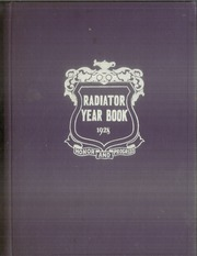 1928 Edition, Somerville High School - Radiator Yearbook (Somerville, MA)