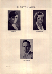 Page 16, 1933 Edition, Somerville High School - Radiator Yearbook (Somerville, MA) online yearbook collection