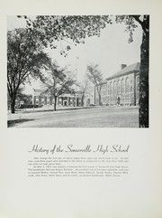 Page 10, 1951 Edition, Somerville High School - Radiator Yearbook (Somerville, MA) online yearbook collection