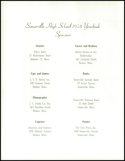Page 120, 1958 Edition, Somerville High School - Radiator Yearbook (Somerville, MA) online yearbook collection