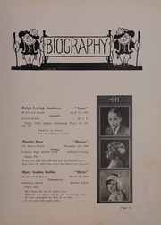 Page 15, 1926 Edition, Malden High School - Maldonian Yearbook (Malden, MA) online yearbook collection