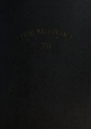 Malden High School - Maldonian Yearbook (Malden, MA) online yearbook collection, 1929 Edition, Page 1
